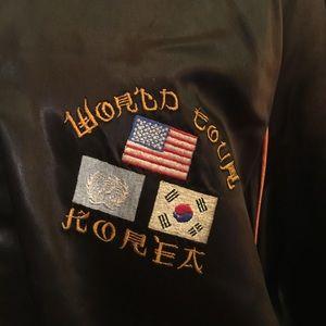 Jackets & Coats - Korean War Bomber Jacket